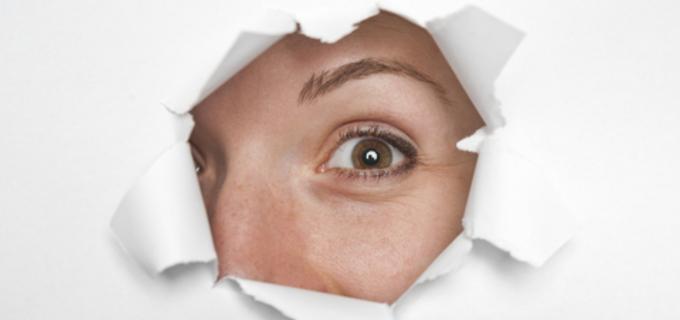 Oko, těhotenství a první měsíce života