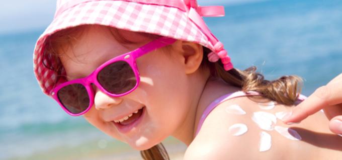 Jak chránit dětskou pokožku před sluníčkem