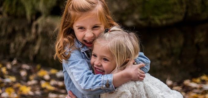 Štěstí očima dětí, inspirujte se jimi!