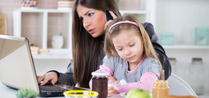 Úprava pracovní doby v rodičovství
