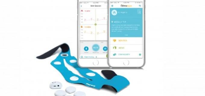 Mobilní monitor pro těhotné v domácí péči - novinka mezi nastávajícími maminkami