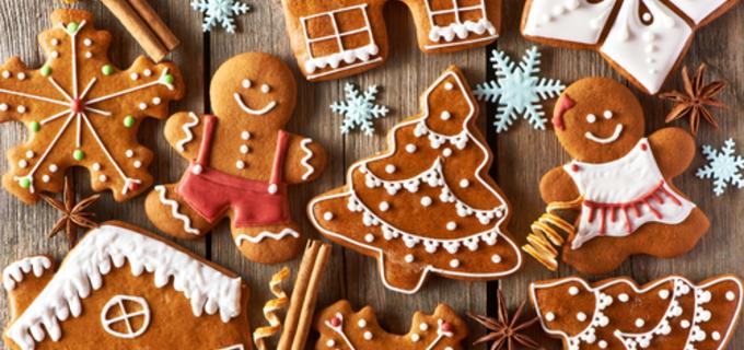 Vánoční pečení je tady, zapojte do něj celou rodinu