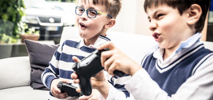 Děti a videohry. Nastavte si hranice, bude to fungovat