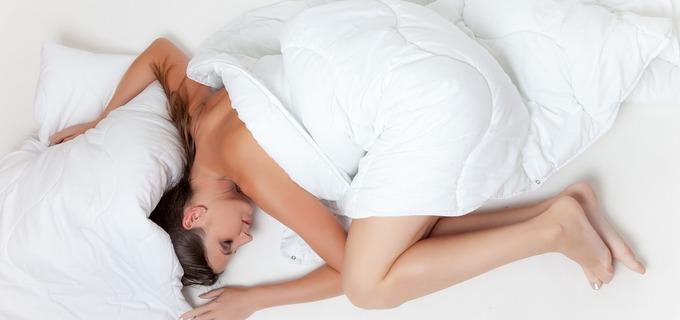 Jak se vyspat v těhotenství
