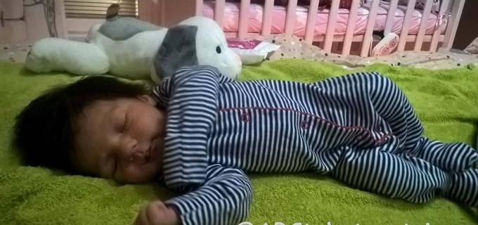 Tátův blog: Přebalování a kojení, to je teda věda!