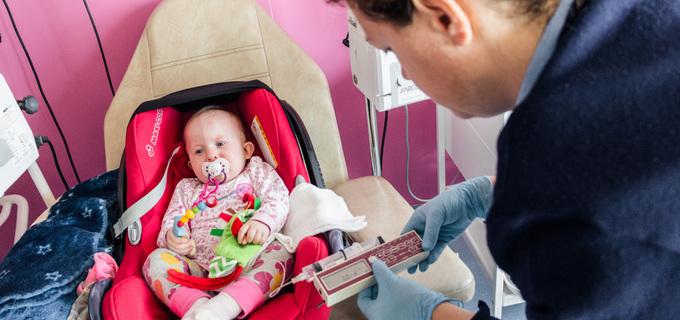První česká pacientka s transplantovaným brzlíkem