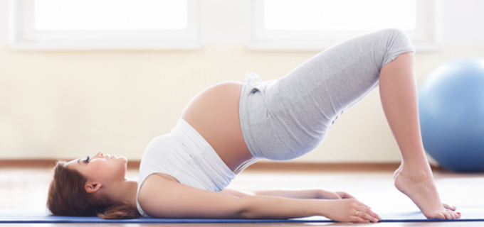 Fyzické aktivity v době těhotenství nejsou tabu, naopak tělu přinášení mnoho bonusů
