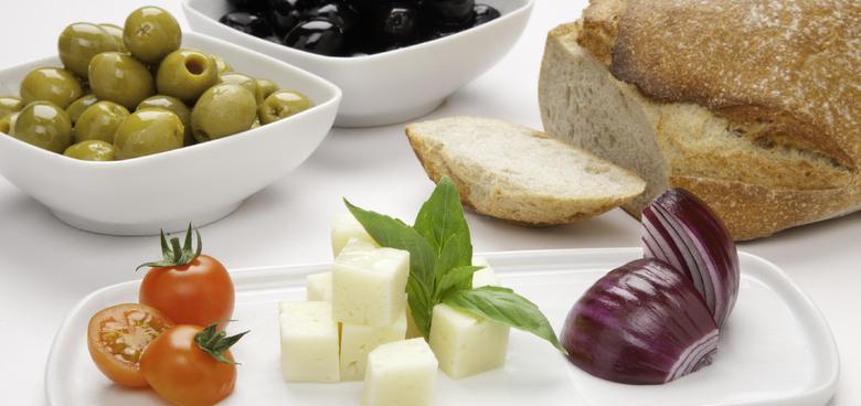 Olivy jsou nejen dobré ale i zdravé