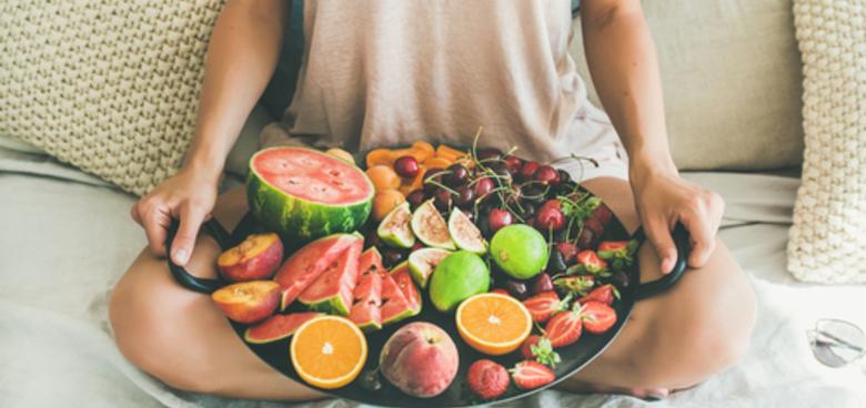 Letní průjmy jsou z ovoce i vody