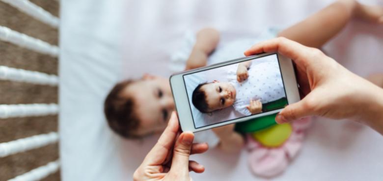 Zveřejňujete fotky svých dětí na internetu? Mějte se na pozoru