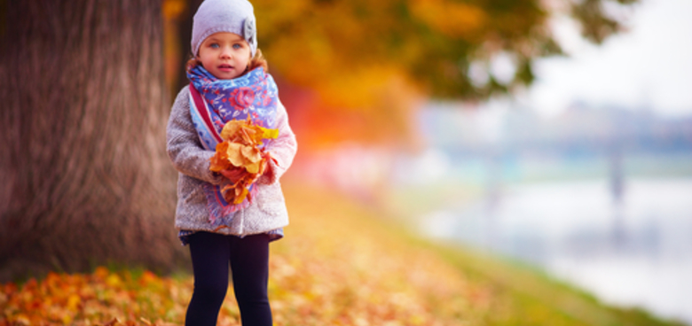 Pozor na podzimní chřipky. Dětem pomůže pohyb i vitamíny