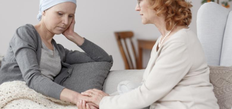 I batolata citlivě vnímají změnu atmosféry v rodině, kde matka trpí rakovinou