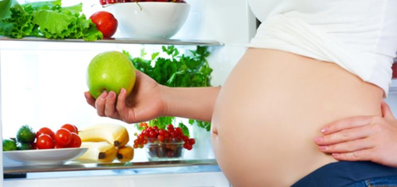 Jídlo naše zdraví ovlivňuje ještě před narozením