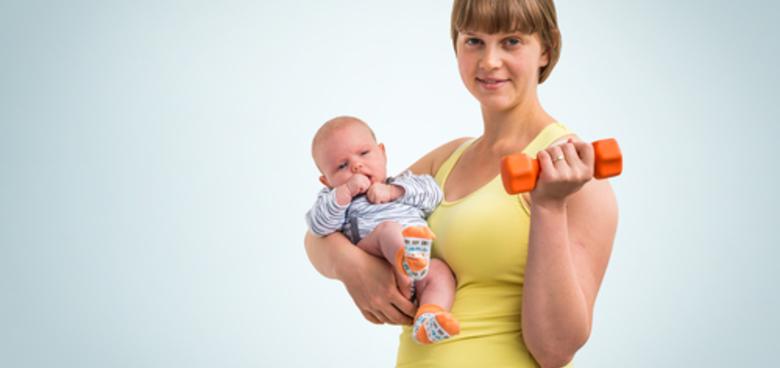 Chcete se po porodu dostat co nejrychleji zpět do formy? Dodržujte tyto zásady