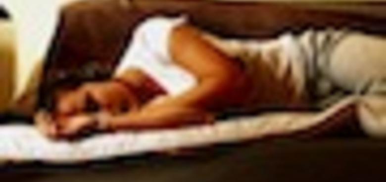 Začátek těhotenství prospat můžete