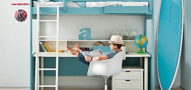 Vykouzlete školákům fajn prostor na učení