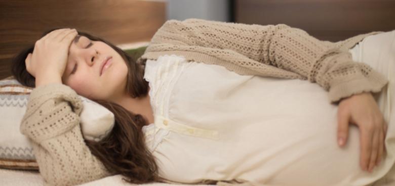 Výtok v těhotenství má mnoho příčin