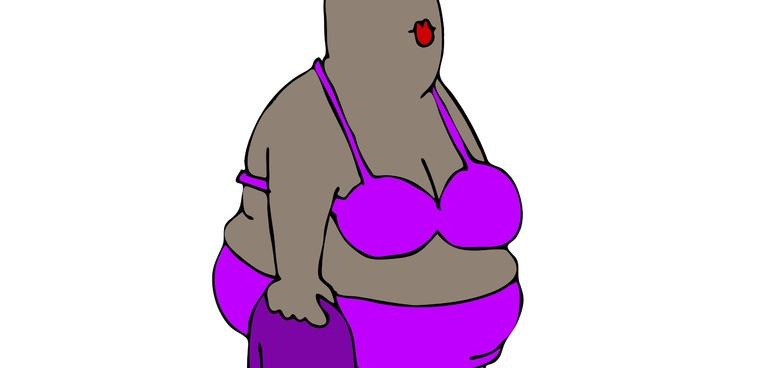 Nadváha a obezita ženy mírně zvyšuje riziko vrozených vad plodu