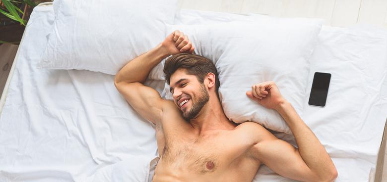Muže v posteli city nebaví, vyhovuje jim něco úplně jiného