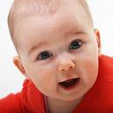 Modré oči sluší všem miminkům