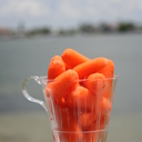 České děti ze zeleniny jedí hlavně mrkev