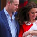 FOTOGALERIE: Královské děti pár hodin po narození. Poznáte je od sebe?