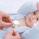 Během 3. až 6. měsíce by měl pediatr dítě vidět alespoň dvakrát