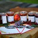Jahody, rybíz, broskve… Jozefína Růžičková i ze základních surovin vykouzlila džemy, které ohromily svět gastronomie