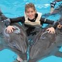 Delfíni, nemocné děti a ženy