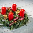 Vánoce, Vánoce přicházejí a začínají železnou nedělí