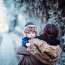 Dítě a mráz? S novorozenci i kojenci si procházku odpusťte