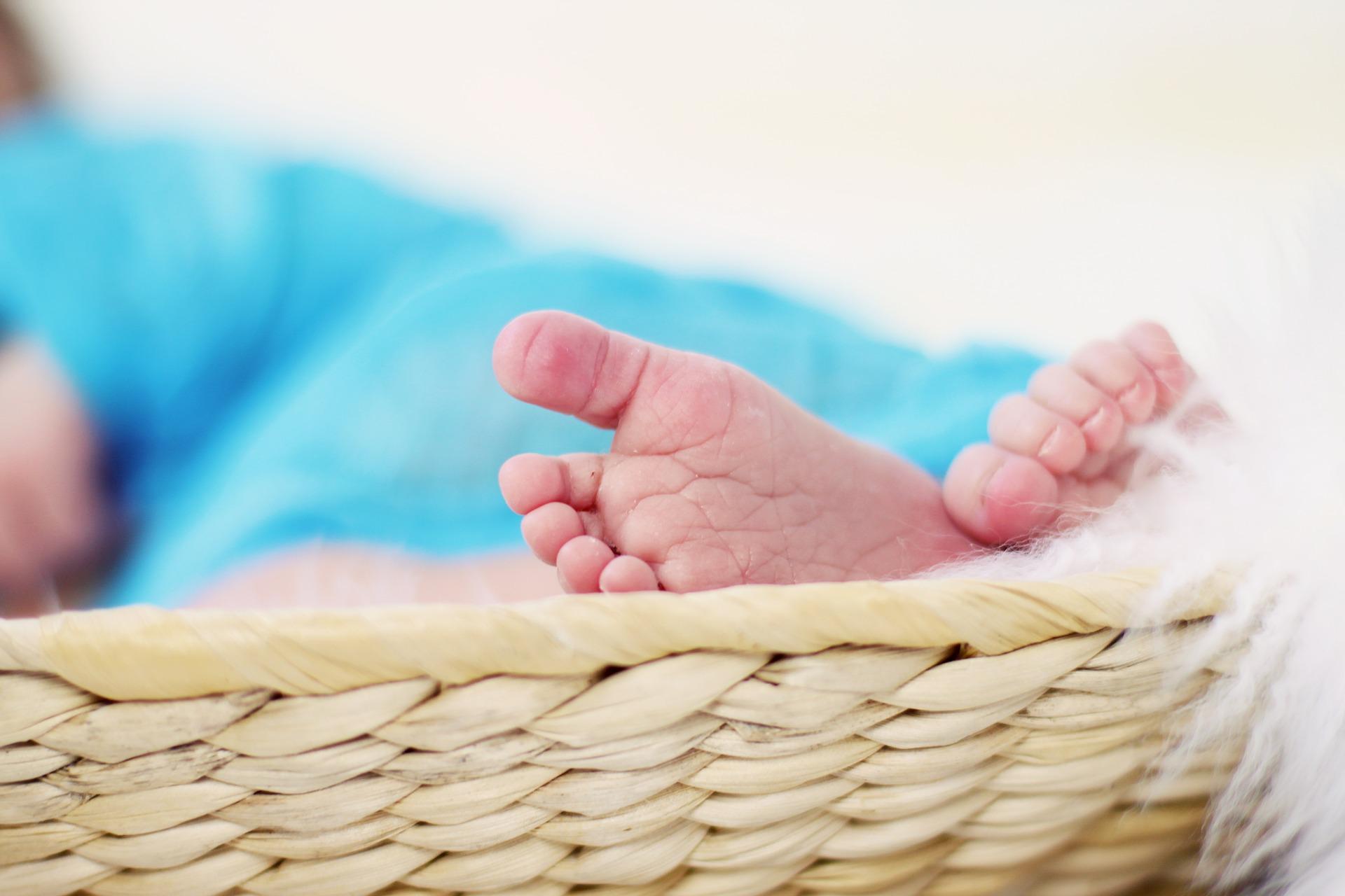Každé dvanácté miminko u nás se narodí předčasně