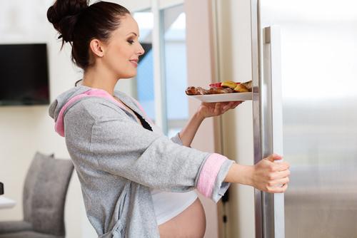 Jídelníček s těhotenskou cukrovkou. Co snídat, svačit, obědvat i večeřet