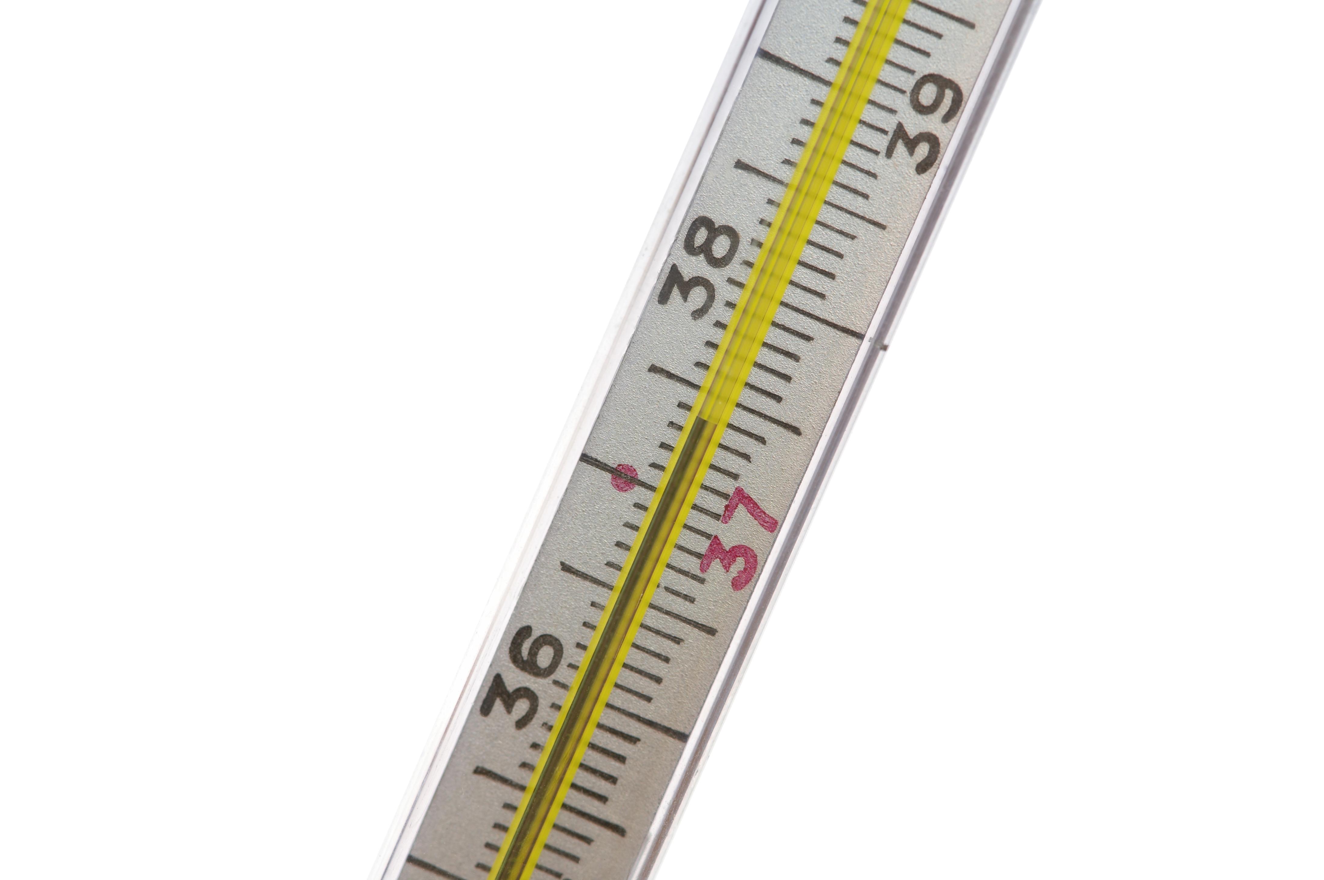 Teplotu do 38,5°C není nutné nějak srážet, pomáhá organismu s uzdravením