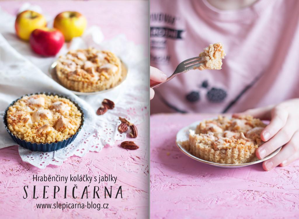 RECEPT: Sladká zima ve znamení hraběnčiných koláčků s jablky, ořechy a bílkovými pusinkami