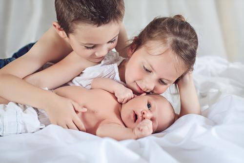 """""""Mustr"""" jak připravit dítě na sourozence neexistuje. Základ je harmonický domov, tvrdí expert"""