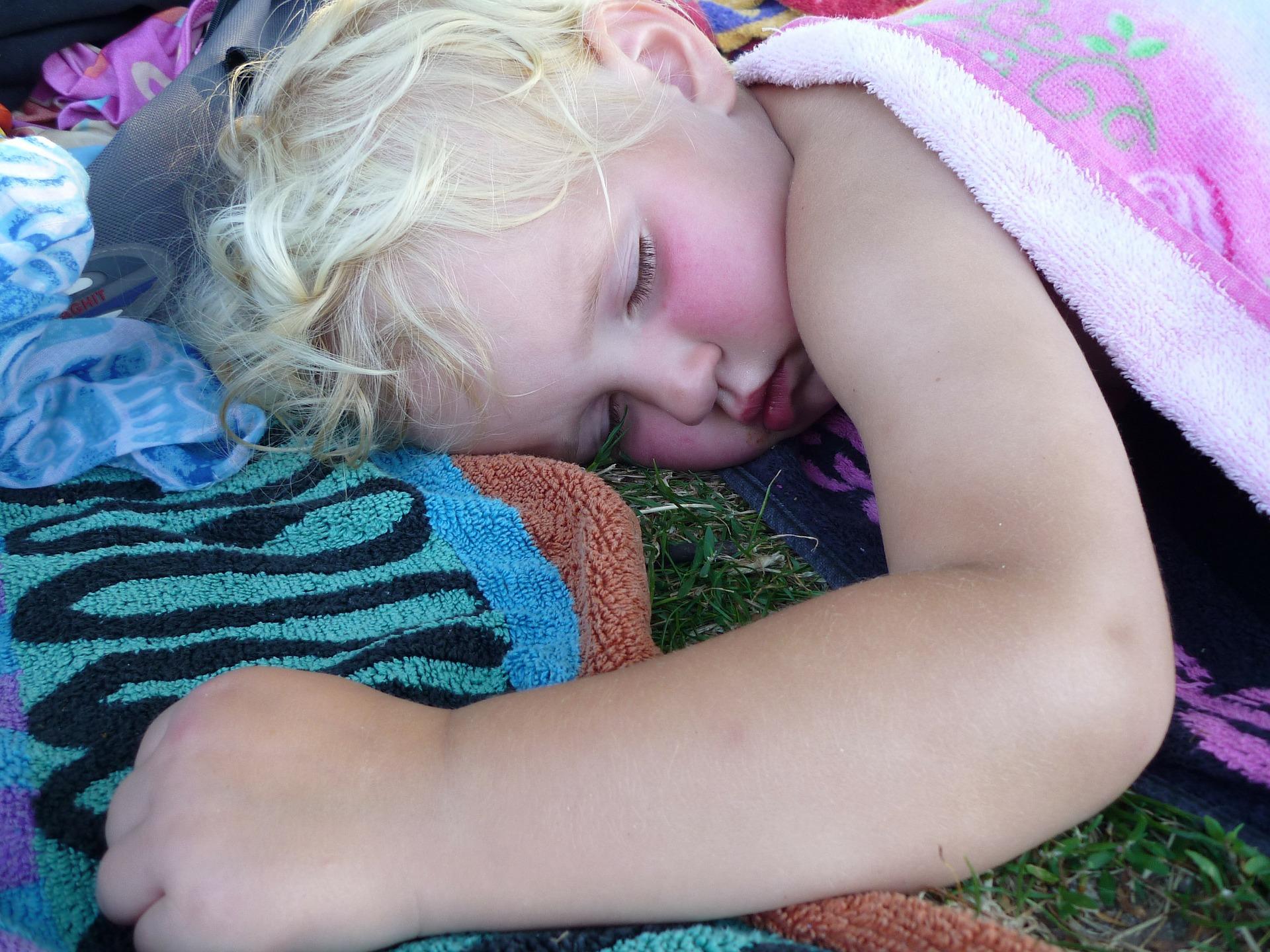 Chrápání dětí může souviset s onemocněním srdce v dospělosti