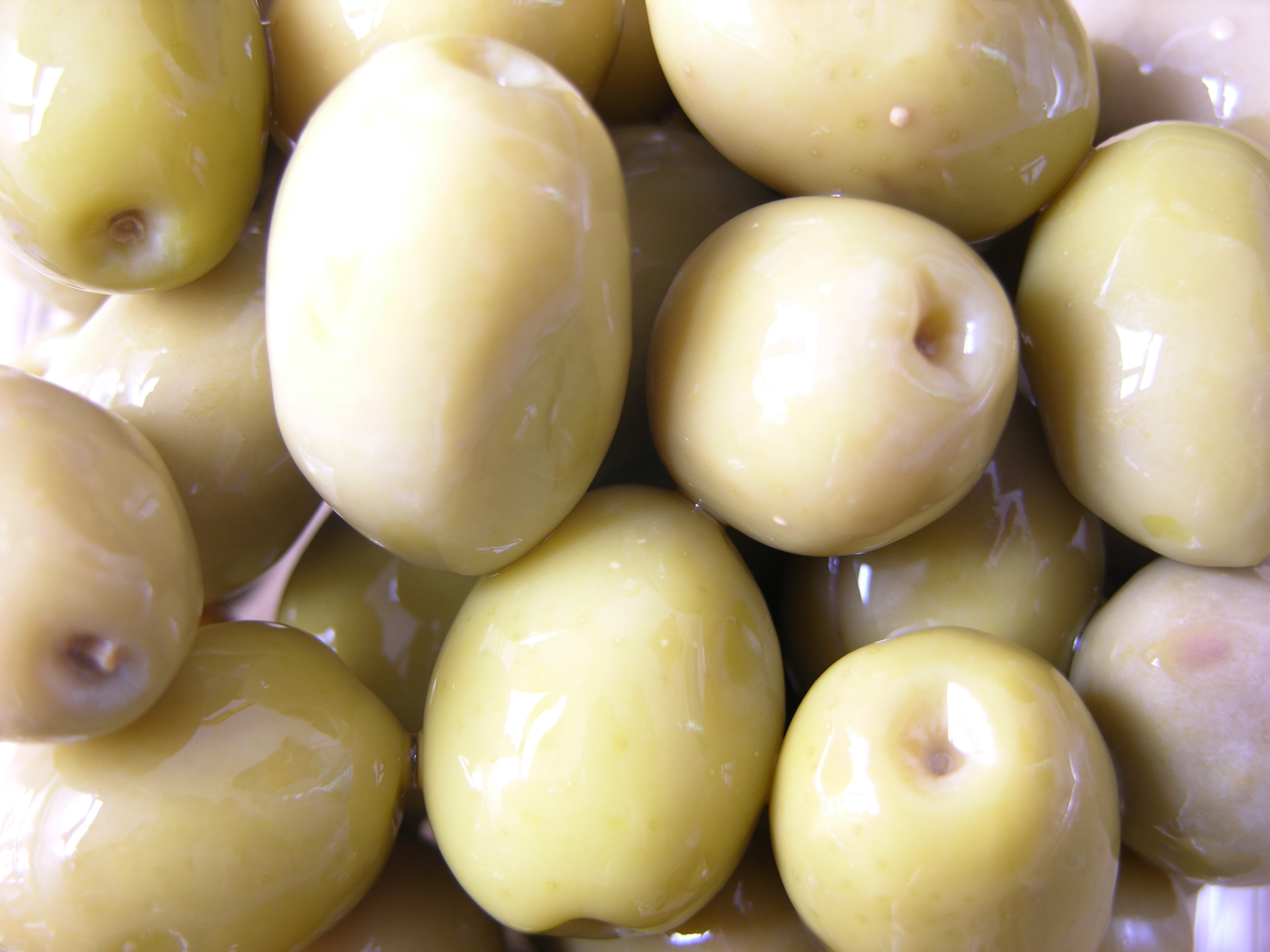 Olivy jsou plné zdraví