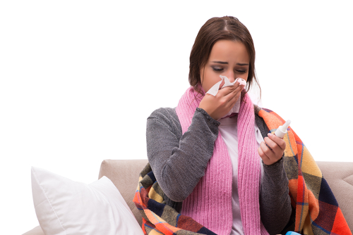Těhotná s chřipkou? Nepanikařte, ale zůstaňte ostražitá