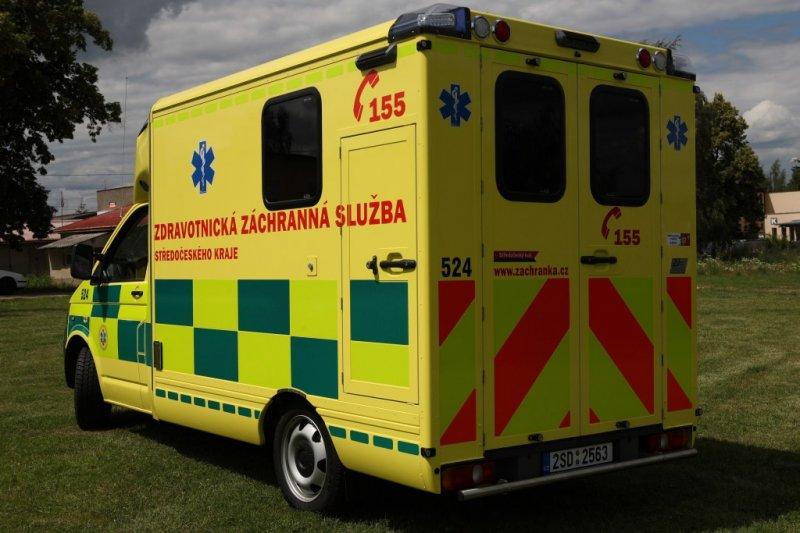 Další dramatický domácí porod za sebou mají středočeští záchranáři