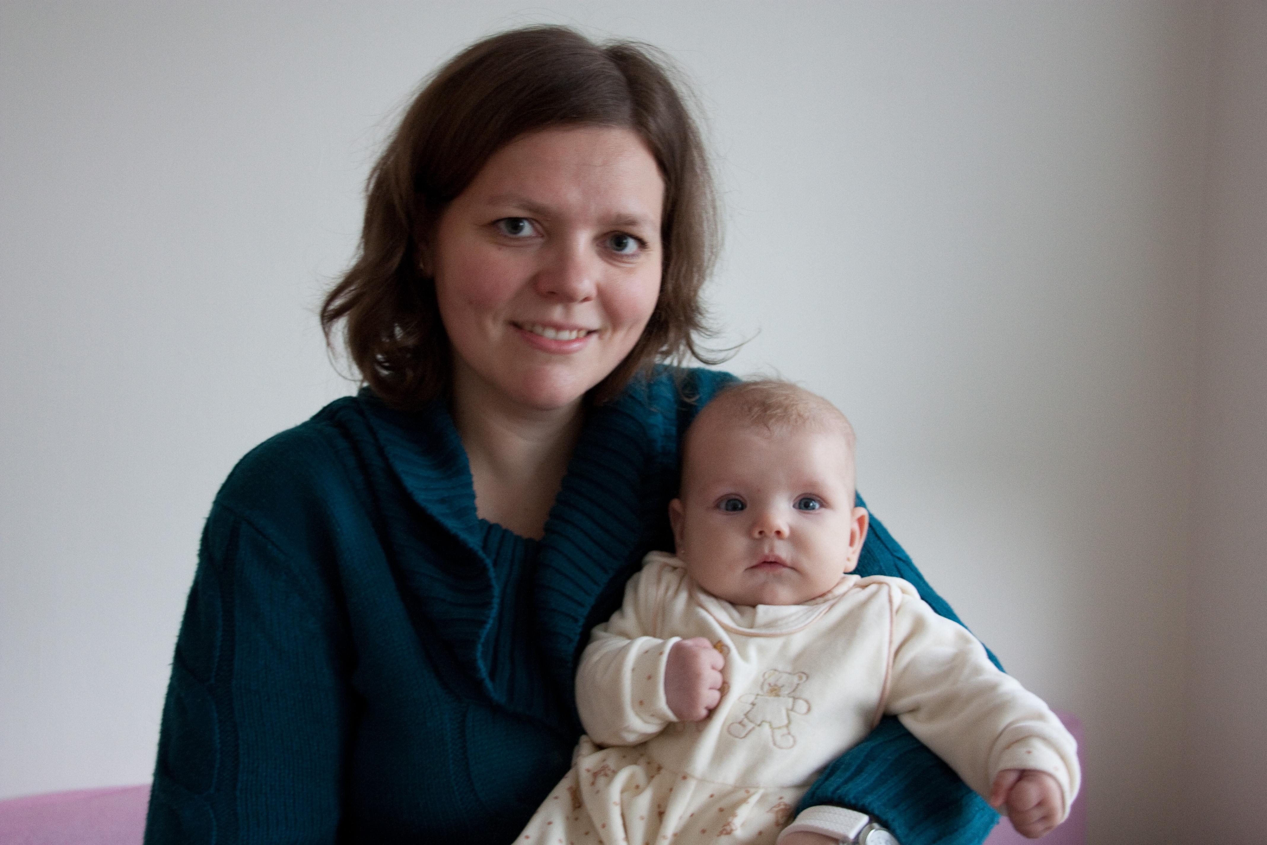 Českých matek ve věku 30 až 40 let je stále víc