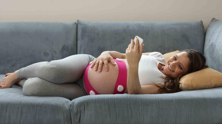 Mobilní monitor fetálních funkcí